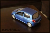 Renault Clio 3 RS  blu Solido