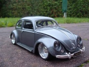 Volkswagen Kafer coxinelle gray wheels toles