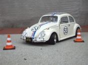 Volkswagen Kafer Herbie coccinelle