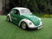 Volkswagen Kafer coxinelle polizei / police