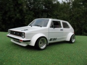 Miniature Volkswagen Golf 1 GTI kit abt
