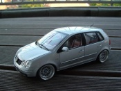 Volkswagen Polo   german look Anson 1/18