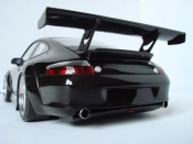 Porsche 996 GT3 RSR black
