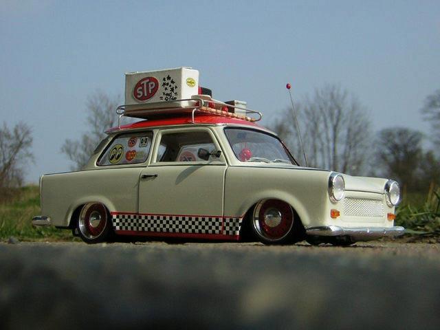 Trabant 601 de luxe oldskool trabimaker ost berlin 1969