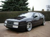 Corrado VR6 schwarz