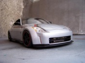 Nissan tuning 350Z Nismo s-tune jantes oz