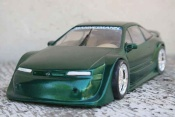 Opel Calibra lissage