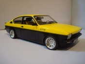 opel kadett coupe b rallyee 1900 blau schwarz 1969 revell. Black Bedroom Furniture Sets. Home Design Ideas