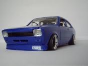 Opel Kadett Coupe sr 1976 blue