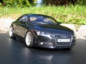 Audi TT coupe  quattro 3.2 wheels porsche Minichamps
