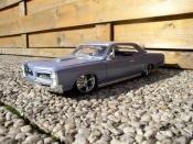 GTO 1966 blau ciel