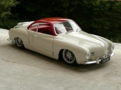 Volkswagen Karmann   low light Solido