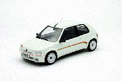 Peugeot 106 Rallye  1.3 blanche Ottomobile 1/18