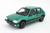 Peugeot 205 miniature GTI Griffe 1991