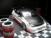 Peugeot tuning 206 CC parotech racing