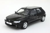 Peugeot 306 S16  noire 1998 Ottomobile 1/18