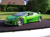 RC concept car tuning