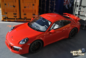 991 Carrera S AEROKIT CUP red