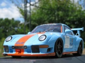 Porsche tuning 993 GT2 evolution gulf