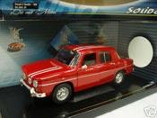 Miniature Gordini Renault 8 Gordini