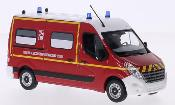 Renault Master Kasten Pompiers 2011