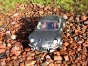 Renault Alpine A110 1800 s gray