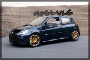Renault Clio 3 RS  williams Solido