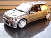 Renault Clio Maxi  grise Ottomobile 1/18