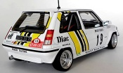 Renault 5 GT Turbo rally ruote 13 alu