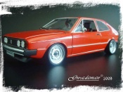 Volkswagen Scirocco GTI red ligne supersprint
