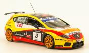 Seat Leon miniature WTCC No.3 Club Seat Oschersleben 2009