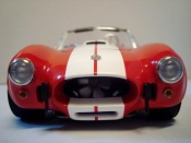 Shelby Ac Cobra 427 s/c red