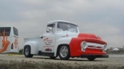 Ford tuning 1956 so-cal truck