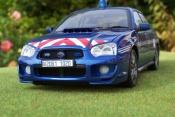 Subaru Impreza WRX STI gendarmerie / police Autoart