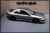 Subaru Impreza WRX Type R gt turbo sti grigio carbone