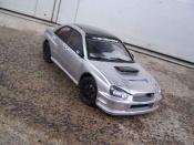 Subaru tuning Impreza WRX street