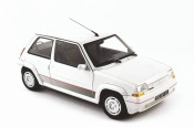 Renault 5 GT Turbo phase 1 white
