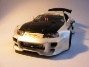 Toyota Supra   top secret kit large Jada Toys