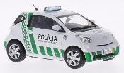 Toyota IQ miniature Polizei Portugal - Porto 2013