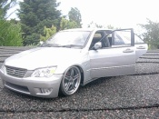 Toyota tuning Altezza