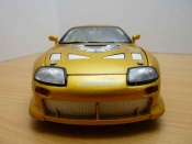 Miniature Fast and Furious Toyota Supra fast and furious 2