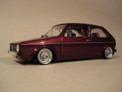 Miniature German Look Volkswagen Golf 1 GTI German Look bloc moteur 16s