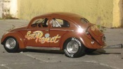 Volkswagen Kafer   drag last project Burago