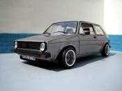 Volkswagen Golf 1 GTI miniature swap moteur audi tt