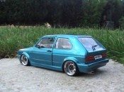 Golf 1 GTI swap 16s de 1982 Solido tuning