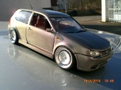Volkswagen Golf IV R32  tdi german look kit carrosserie Revell