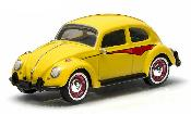 Volkswagen Kafer yellow
