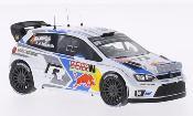 Volkswagen Polo   R WRC No.1 Volkswagen Motorsport Red Bull Rallye WM Rally Monte Carlo 2014 /J.Ingrassia IXO