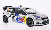 Volkswagen Polo R WRC No.8 Red Bull WRC Rallye de France 2013 /J.Ingrassia