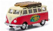 Volkswagen T1 miniature Samba High Tide Surf Shop